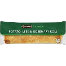 Photo of Balfours Vegan Roll Potato Leek & Rosemary 150g