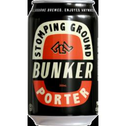 Photo of Stomping Bunker Porter 4pk