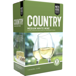 Photo of Country Cask Medium White 3L