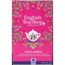 Photo of English Tea Shop Tea - Super Berries