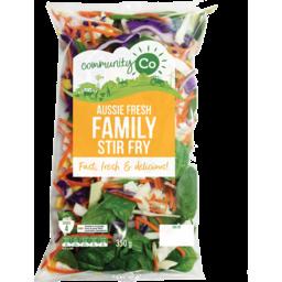Photo of Community Co Family Stir Fry 350gm