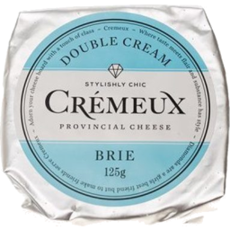 Photo of Cremeux Double Brie 200g