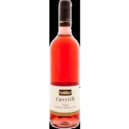 Photo of Carrick C/Otago Pinot Rose 750ml