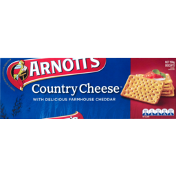 Photo of Arnotts Country Cheese 250g