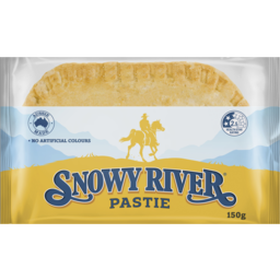 Photo of Snowy River Pastie 150g