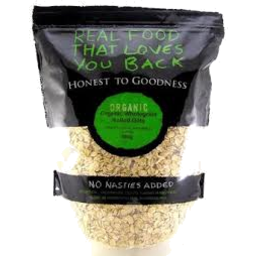 Photo of Htg Org Roll Oats 850g