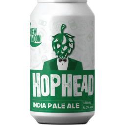 Photo of Brew Moon Hop Head IPA 330ml