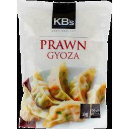 Photo of Kbs Prawn Gyoza 1kg