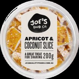 Photo of JC's Apricot & Coconut Slice 200gm