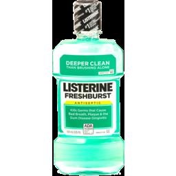 Photo of Listerine Freshburst Antiseptic Mouthwash