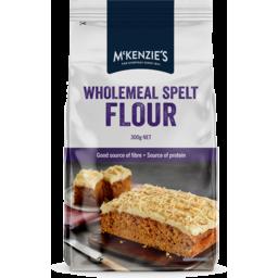 Photo of Mckenzie's Wholemeal Spelt Flour 300g