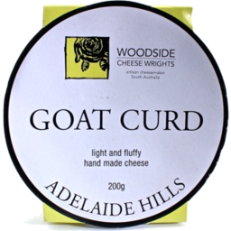 Photo of Woodside Goat Curd 200g
