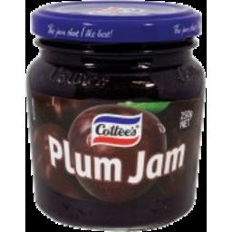 Photo of Cottees Plum Jam 250gm
