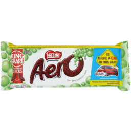 Photo of Aero Peppermint King Size 60g