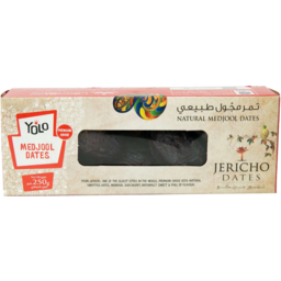 Photo of Jerico Unpitted Dates 250g