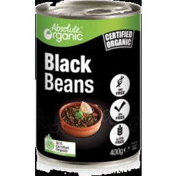 Photo of Absolute Organics Black Beans 400g