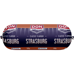 Photo of Don Strasburg 500g