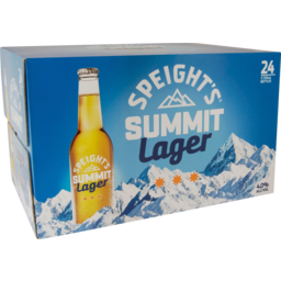 Photo of Speights Summit Bottles 330ml 24 Pack
