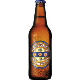 Photo of Speight's Gold Medal Ale Bottles