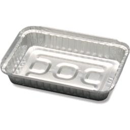 Photo of 1.5lb Oblong Foil Baking Container & Tray