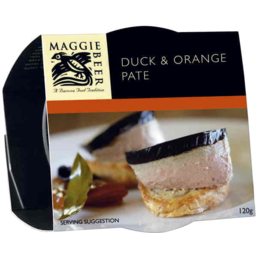Photo of Maggie Beer Duck & Orange Pate (120g)