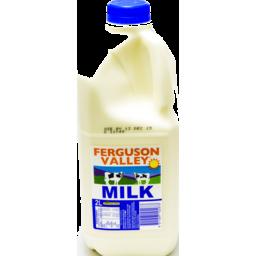 Photo of Ferguson Valley Milk Full Cream (2L)