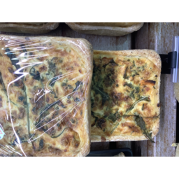 Photo of Sweet Pot & Rocket Quiche 260g