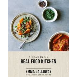 Photo of A Year in my Real Food Kitchen Cookbook