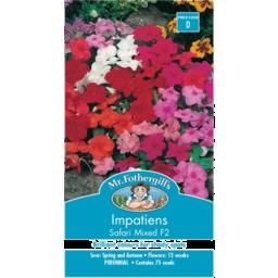 Photo of Impatiens Colour Cocktail Safari Mixed