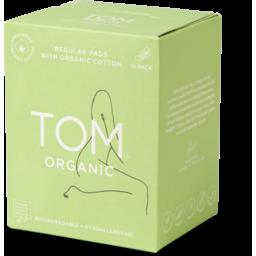 Photo of TOM ORGANIC Pads - Regular