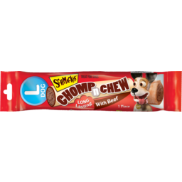 Photo of Schmackos Chomp 'N' Chew with Beef 60g