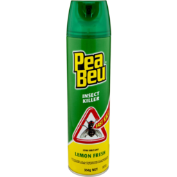 Photo of Pea Beu Insect Killer Spray Fast Killing Aerosol Lemon 350gm