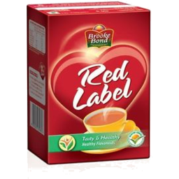Photo of Brook Bond Red Label 500g-  Best Before 04/11/2021