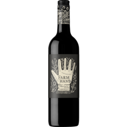 Photo of Farm Hand Wine Organic Cabernet 2017 750ml