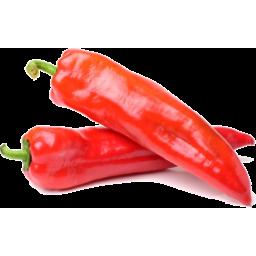 Photo of Capsicum Long Red