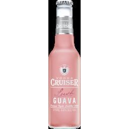 Photo of Vodka Cruiser Lush Guava Bottles