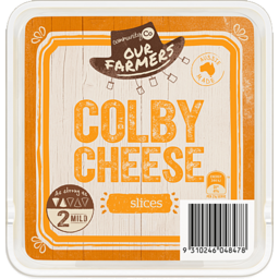 Photo of Community Co. Colby Cheese Slices 500g