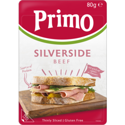 Photo of Primo Silverside Thinly Sliced 80g