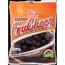 Photo of Menz Dark Chocolate Fruchocs 150g