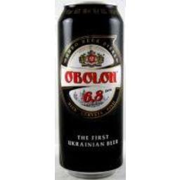 Photo of Obolon Beer 6.8% Extra Can 500ml