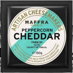 Photo of Maffra Peppercorn Cheddar 150gm