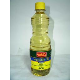 Photo of Good 'N' Natural Vegetable Oil