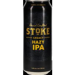 Photo of Stoke Hazy IPA 500ml