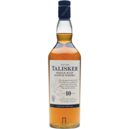 Photo of Talisker 10yo Scotch Whisky