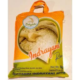 Photo of Sahyadri Indrayani Rice 5kg