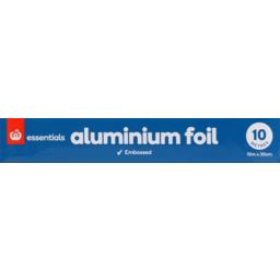 Photo of Homebrand Foil Aluminium 10m