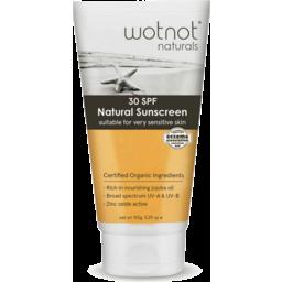 Photo of Wotnot Sunscreen 30+