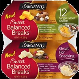 Photo of Sargento Balance Break Snacks