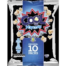 Photo of Cool Pak Popcorn Original 10x200g