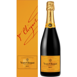 Photo of Veuve Clicquot Yellow Label Non-Vintage 750ml